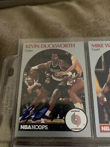 1990-Hoops-Kevin-Duckworth-Trail-Blazers-246-Deceased-Signed-Autographed-NBA
