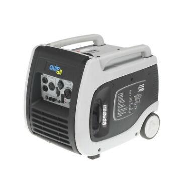 Quipall 7000DF Dual Fuel Portable Generator