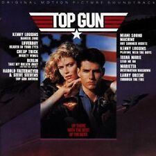 Top Gun Soundtrack CD NEW SEALED Berlin/Cheap Trick Take My Breath Away+