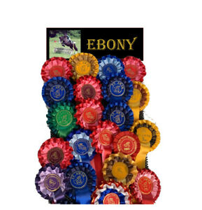 Personalised-Rosette-Holder-Display-Pony-Horse-Dog-picture-and-name-Equine-gift