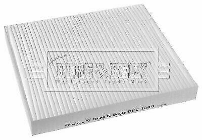 BORG /& BECK Cabine Filtre à pollen pour JEEP Closed Off-Road Patriot 2.0 103 kW