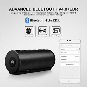 Bluetooth-Speaker-Camp-2x-10W-Tranbel-MagicBox-Portable-Wireless-Woofer-Bass-USB