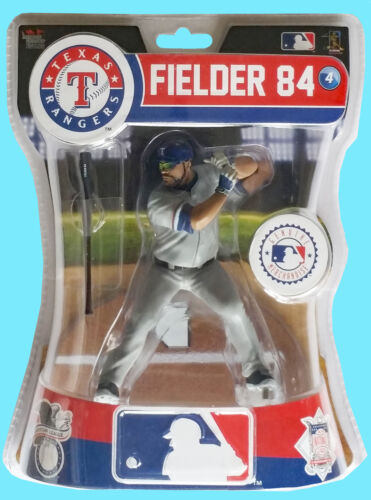 PRINCE FIELDER TEXAS RANGERS Imports Dragon 6 Baseball Action Figure NEW MLB 84