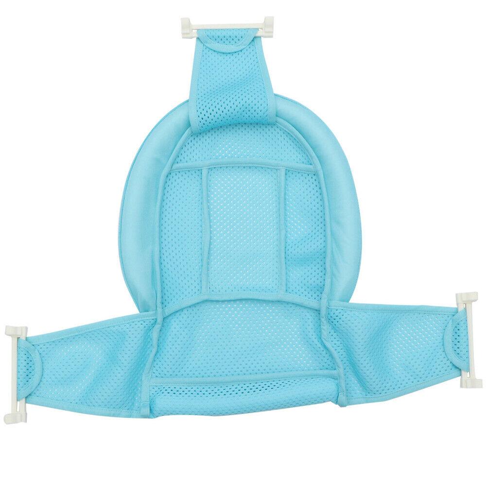 1 stück bad sitz support net praktische weiche baby badewanne Mesh für