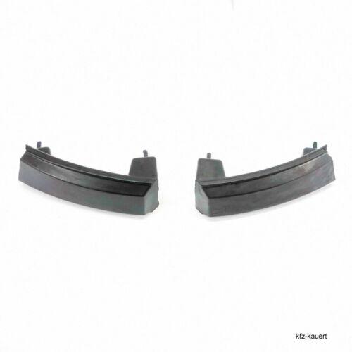 NASI Blende SET Stoßstange vorne passend für 911 74-89 Porsche SCHUTZLEISTE