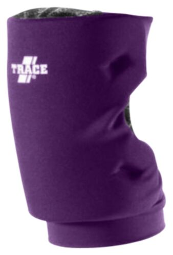 New Adams Trace 48000 Softball Knee Guard Purple Short Style Size Small Pad