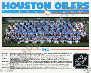 Image result for 1980 houston oilers