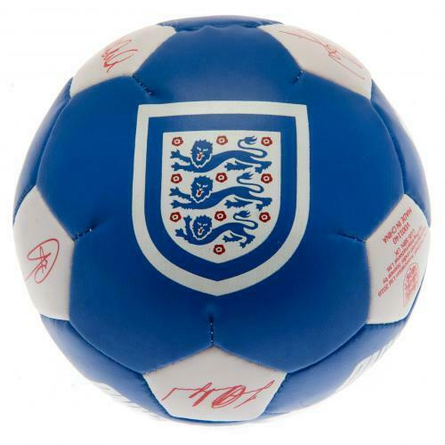 environ 10.16 cm England FA 4 in Soft Ball Fan De Football Garçons Noël Anniversaire Cadeau