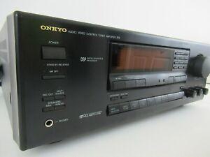 Onkyo-Audio-Video-Control-Tuner-Amplifier-Model-tx-sv525-getestet-EUC-mit-Handbuch