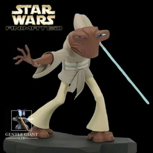 NEUF * Star Wars gentle giant CLONE WARS RORON COROBB Maquette-édition limitée