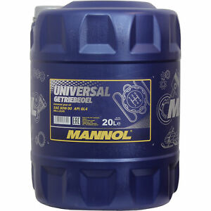 Original-MANNOL-1x20-Liter-Universal-Getriebeoel-80W-90-API-GL-4-MN8107-20