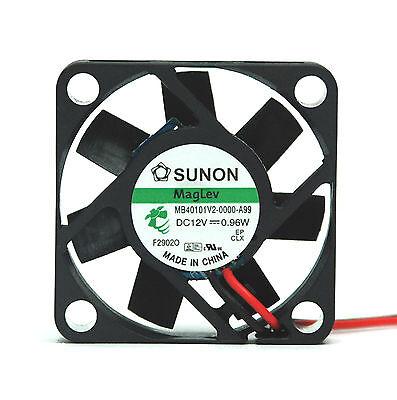 1pc SEI DC Fan A4028B12MD-A 4x4x2.8cm 12V 0.29A 16.85cfm 11000rpm 49dBA