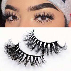 10Pair-Natural-False-Eyelashes-3D-Mink-Lashes-Eyelash-Extension-Mink-Eyelashes