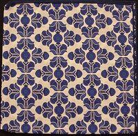 Vera Bradley Napkin Cobalt Tile 375