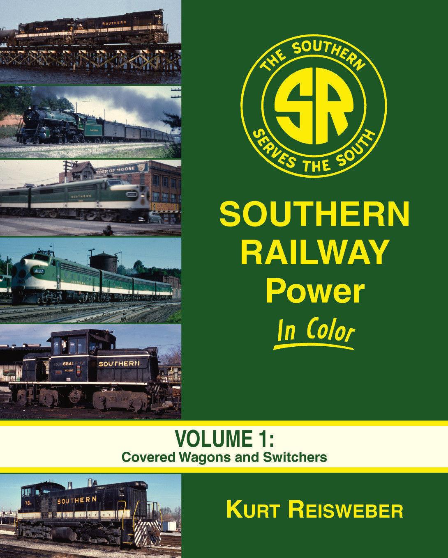 Southern Railway Potenza in Colore, Vol. 1, Coperto Vagone e Switchers  Nuovo