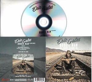 ERIC-GALES-Boogie-Man-2017-UK-1-trk-promo-test-CD-featuring-Gary-Clark-Jr