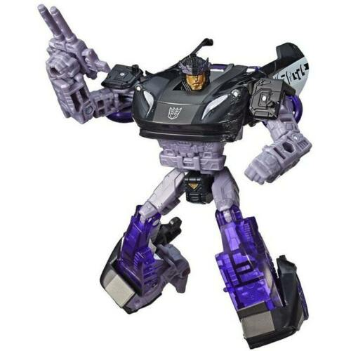 Deluxe Class générations guerre pour Cybertron Siège barricade Transformers neuf