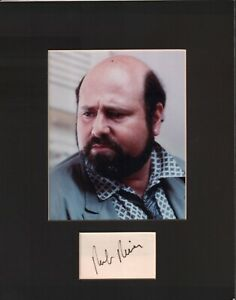 Rob-Riner-Signed-Autographed-Cut-Matted-11x14-w-COA-073019DBT2