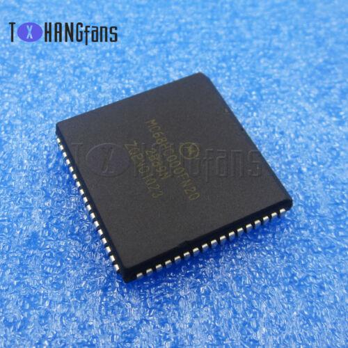 1PCS//5PCS MC68HC000FN20 68HC000FN 32-Bit 20MHz MPU PLCC-68