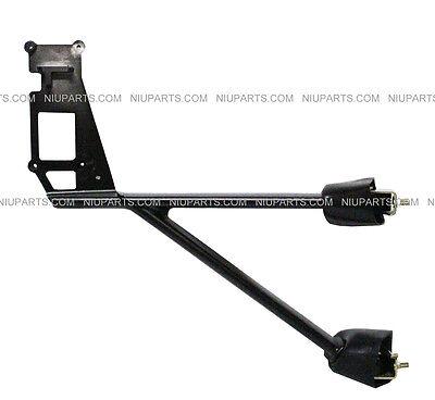 Bracket Arm LH Kenworth T660 T600 T370 Door Mirror Power Heated Black