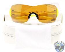Oakley Women's Sunglasses Miss Conduct Sq OO9141-14 Sunflower/ Gold Iridium Lens