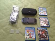 Sony PlayStation PS Vita (PCH-1001) with 4 Games, Accessories Bundle - Fast Ship