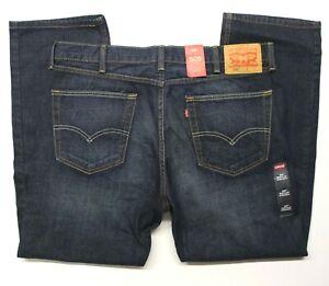 e85538ffabb Men's Levi's 505 Regular Fit Blue Jeans (005051155) Springstein | eBay