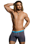 Boxer-Shorts-2-Pieces-Man-Elastic-Outer-Start-Cotton-sloggi-Underwear-Bipack thumbnail 5