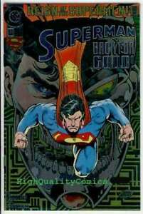 SUPERMAN-82-NM-Chromium-cover-Green-Lantern-1987-1993-more-SM-in-store