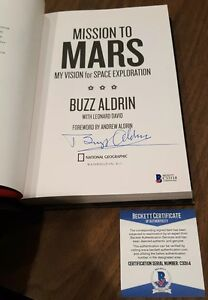 Buzz aldrin book mission to mars