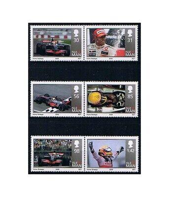 Briefmarken Insel Man 1493/98 ** Zahlreich In Vielfalt Großbritannien