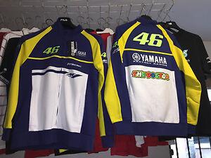 Homme l m Taille Motogp xl 2015 Valentino Officiel Sweatshirt Dual S Yamaha Rossi Polaire zwpfq7f