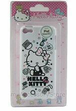 For iPod Touch 5th 6th GEN Hello Kitty TPU Silicone Rubber Skin Case Cover # 2