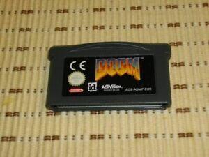Doom für GameBoy Advance SP und DS Lite