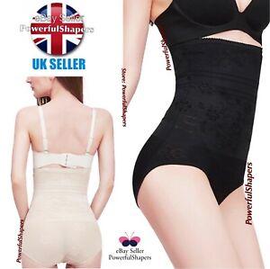 Ladies Plus Size UK 8-24 Pull Me In Pants High Waist Shaper Control Knickers UK