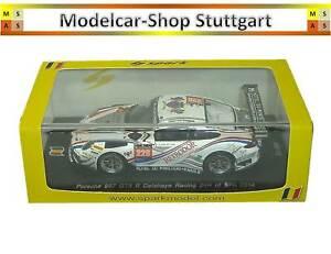 Porsche 997 Gt3 R Delahaye Course 24h De Spa 2014 Spark 1:43 Sb084 Neuf Usine