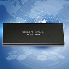 USB3.0 TO NGFF(M.2) SSD Hard Disk Box LM-711N For Notebook External Storage SG