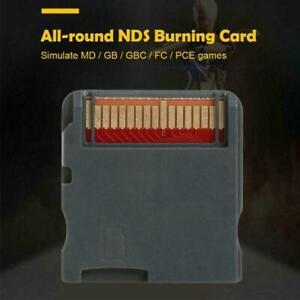 R4-Jeu Vidéo-Carte mémoire téléchargement byself-jeu pour NDS u8y1