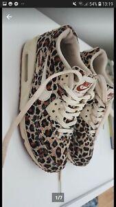 Details zu Nike Air Max Damen Schuhe Leo Leopard 37