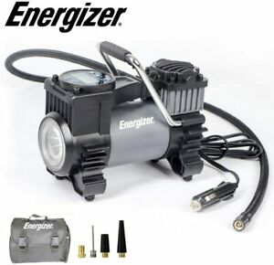 Energizer-DUAL-Air-Compressor-Inflator-Ideal-for-Truck-Bus-SUV-4X4-RV-tires