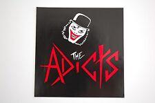 The Adicts Sticker Decal (139) Punk Rock Music Car Bumper Toy Dolls Sex Pistols