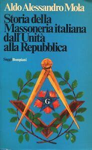Storia della Massoneria dall'Unità alla Repubblica