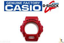 CASIO DW-6900MF-4V G-Shock Original Red Metallic (Glossy) BEZEL Case Shell