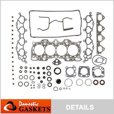 90-01 Acura Integra GS LS RS 1.8L DOHC Head Gasket Set B18A1 B18B1