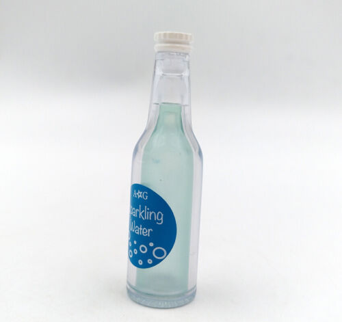Fit For 18/'/' American Girl Doll Soad Bottle Food Bagged Lunch Sparkling Water