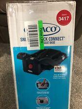 Graco SnugRide Click Connect 30/35 Infant Car Seat Base Black Item # 3417