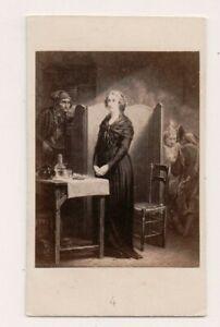 Vintage-CDV-Marie-Antoinette-Queen-of-France-French-Revolution