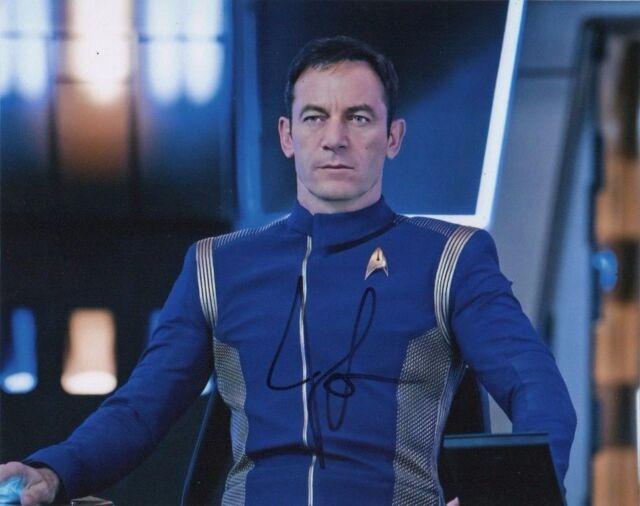 Jason Isaacs Star Trek Discovery Autographed Signed 8x10 Photo COA #2