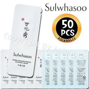 Sulwhasoo Hydro-aid Moisturizing Soothing Cream 1ml x 50pcs (50ml) Sample Newist