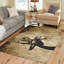 Sweet Home Modern The Nightmare Before Christmas Area Rug Indoor Soft Carpet